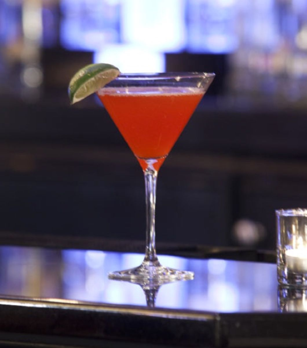 Photo of The Manhattan Club's cocktail