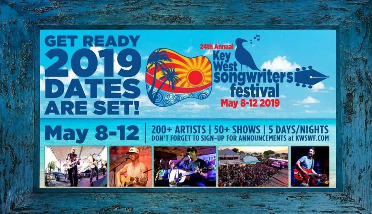Key West Songwriters Festival.