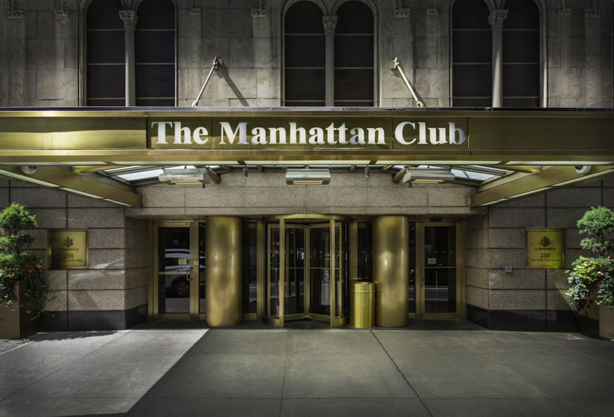 Photo of The Manhattan Club's exterior