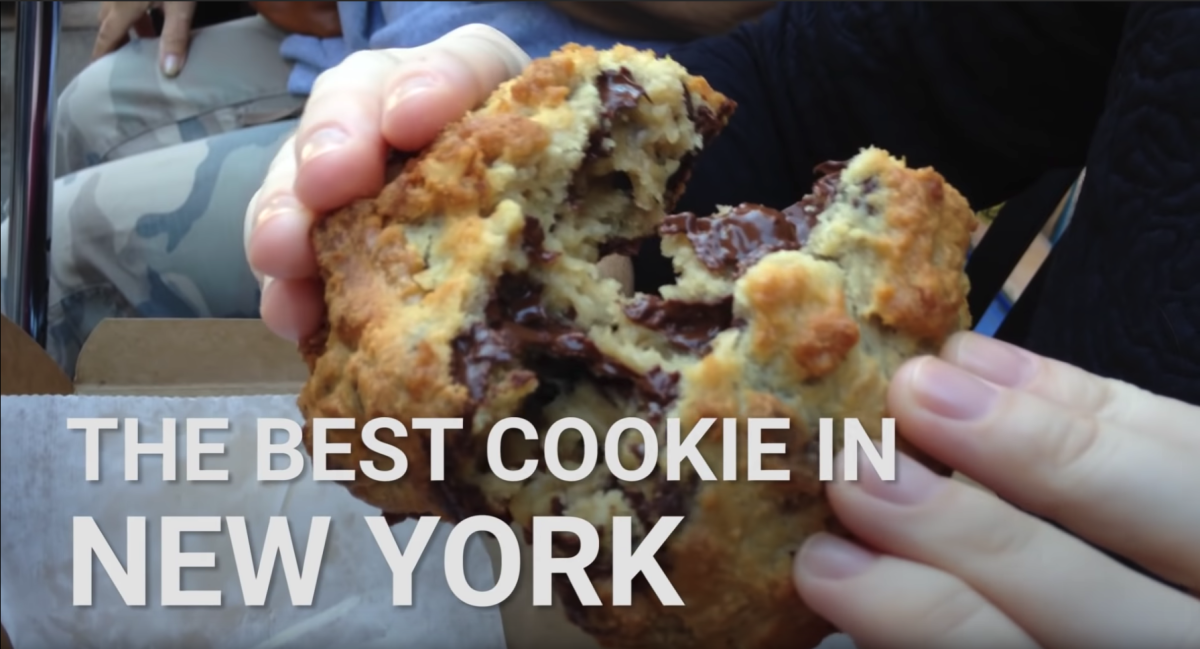 Here it is: The best cookie in all of New York.