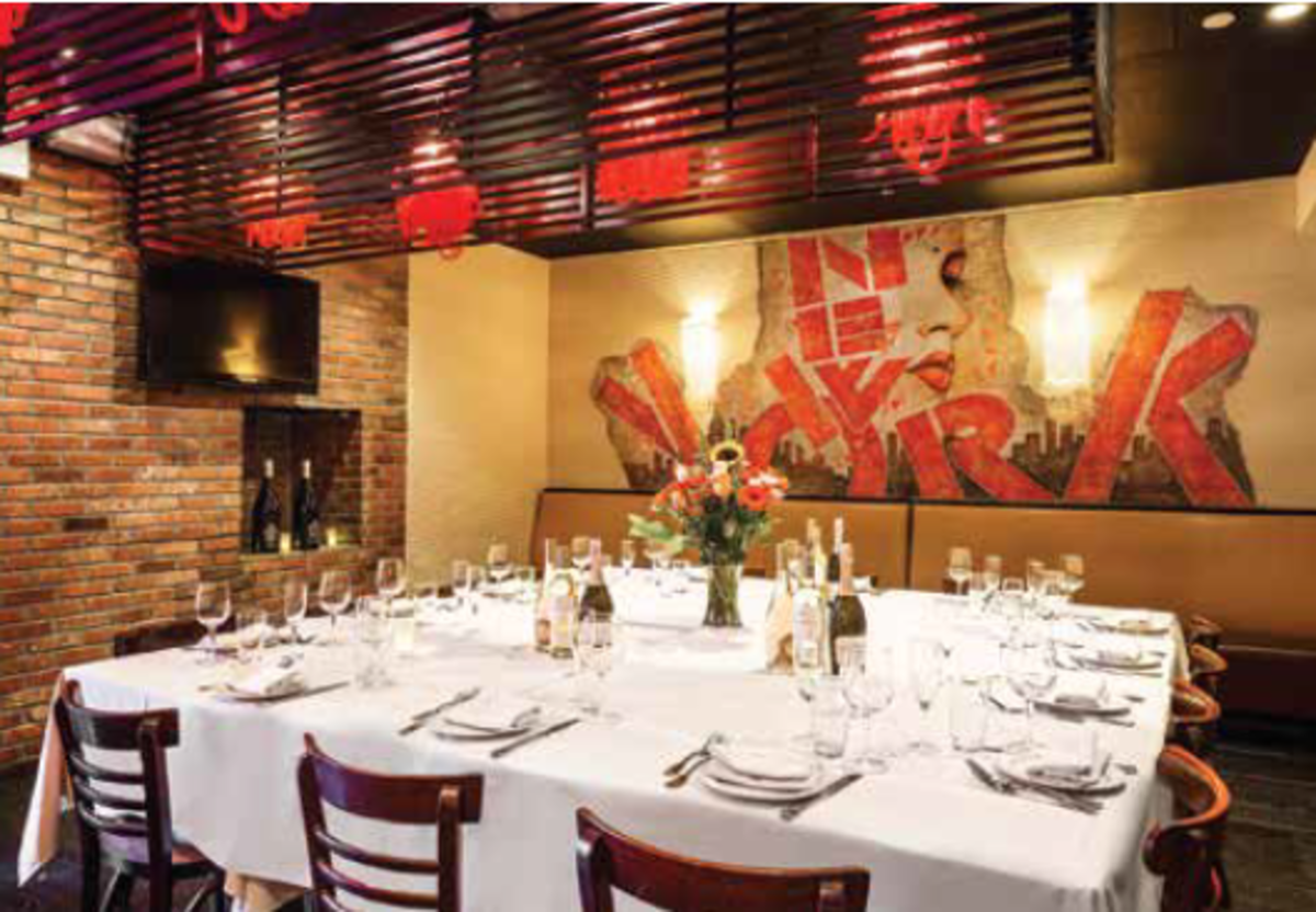 Serafina Private Dining Room