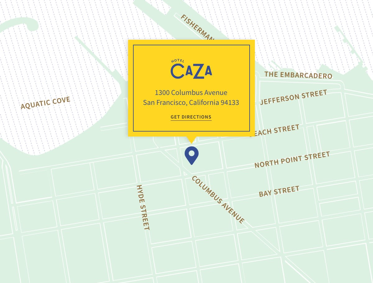 Caza-Contact-Map