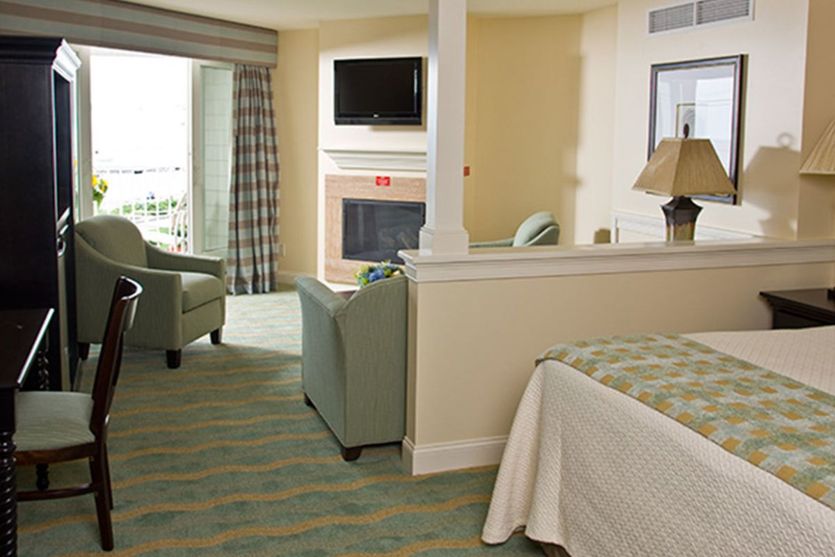 Anchorageinn Ocean Suites One King