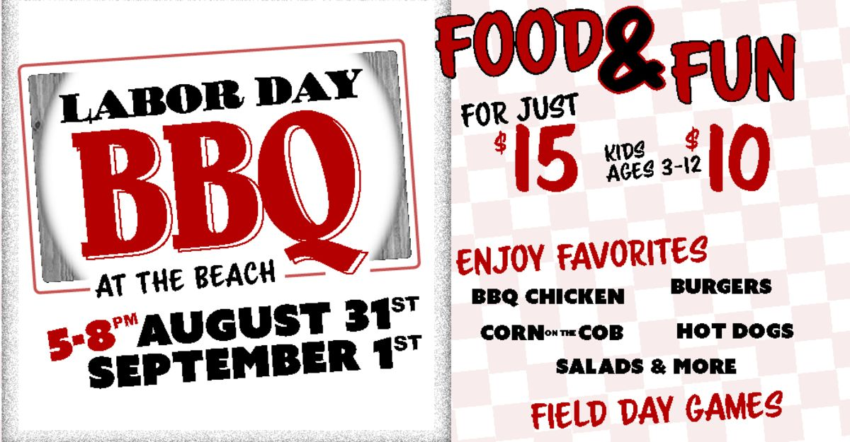 FB Labor Day BBQ  2019