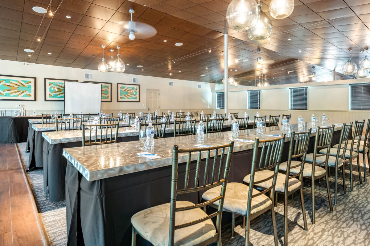 Post Card Inn Meeting Spaces Sunset Ballroom