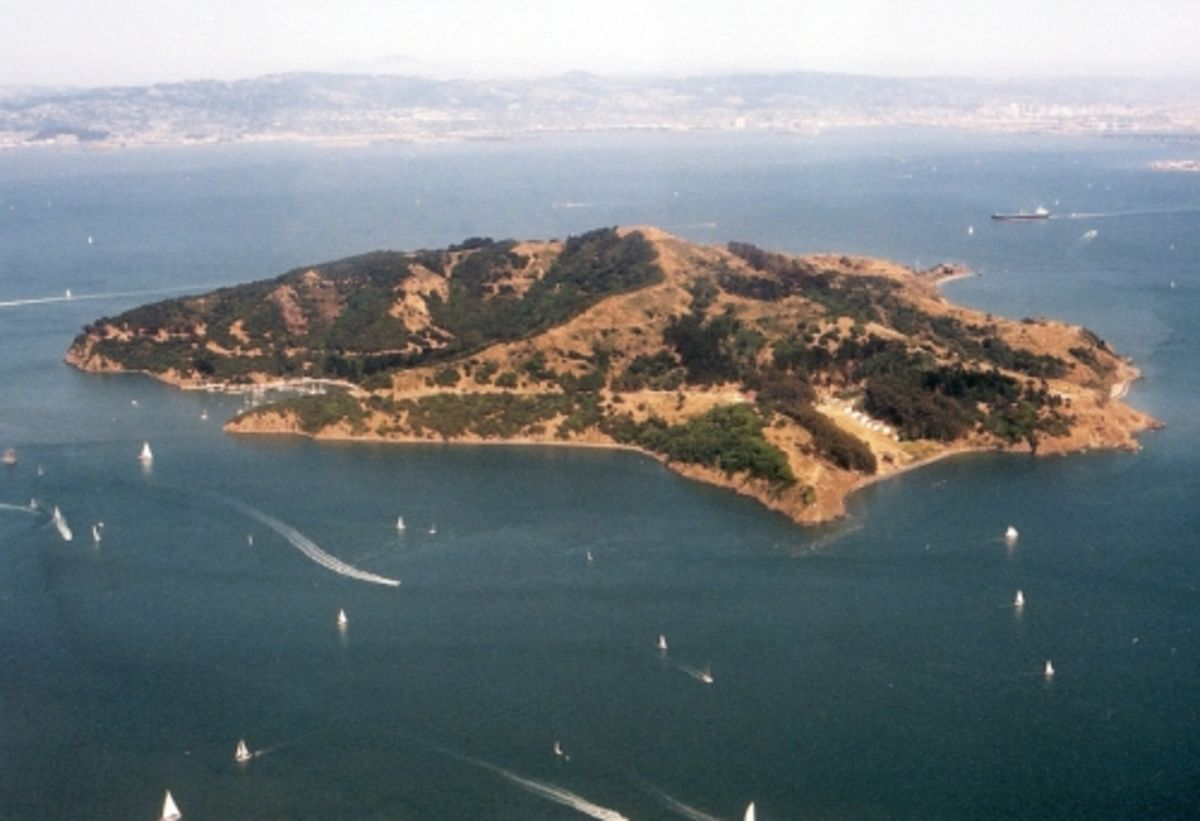 Adventure on Angel Island special offer
