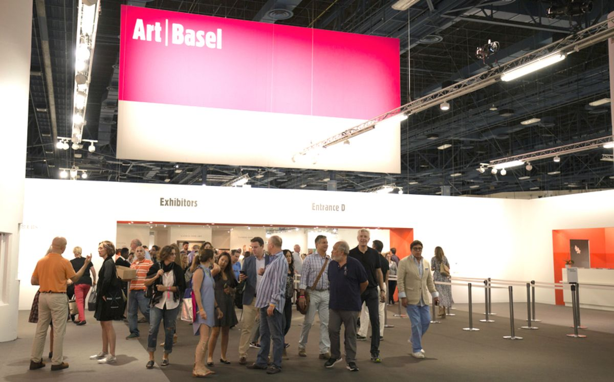 5 Things That Stand Out at Art Basel Miami Beach