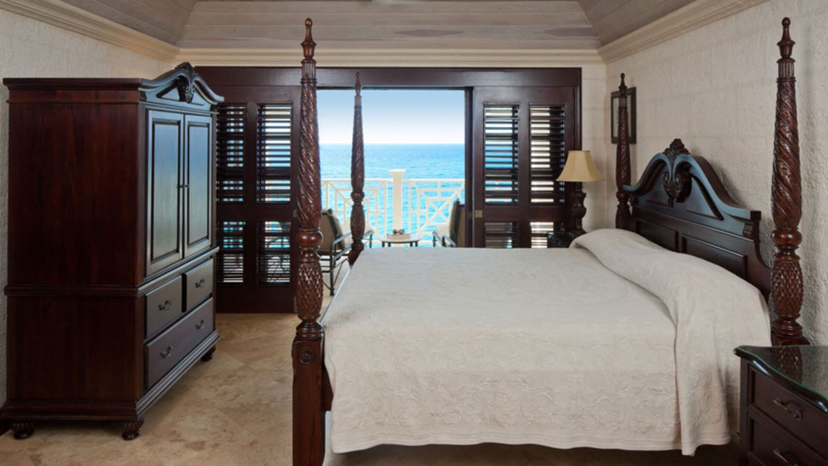Ocean View One Bedroom Suite