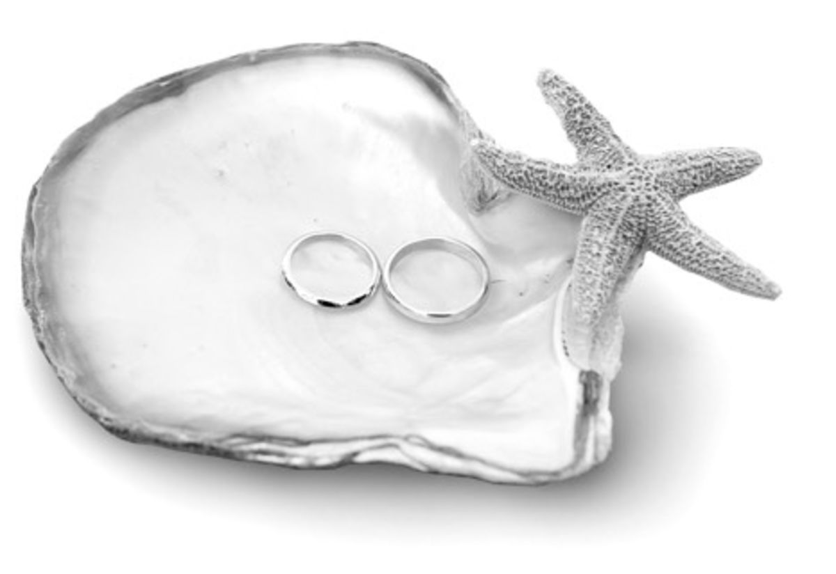 shell-wedding-rings