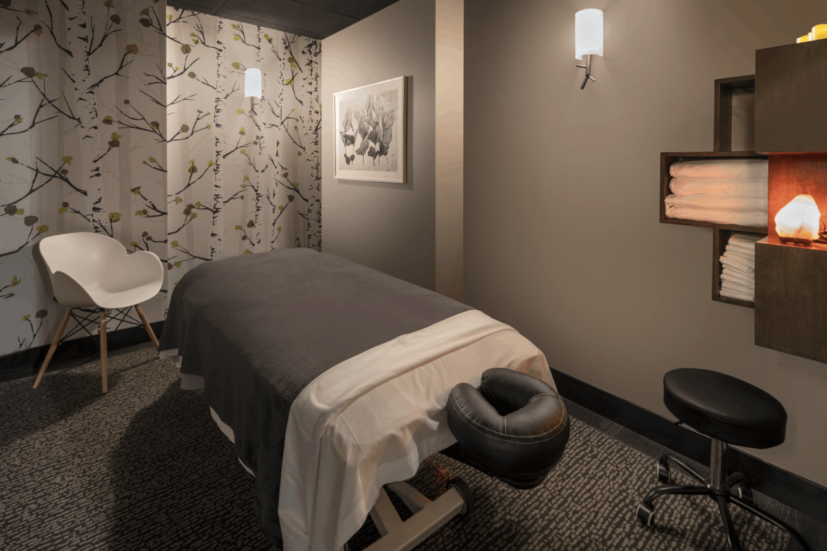massage - Highline Vail Doubletree hotel