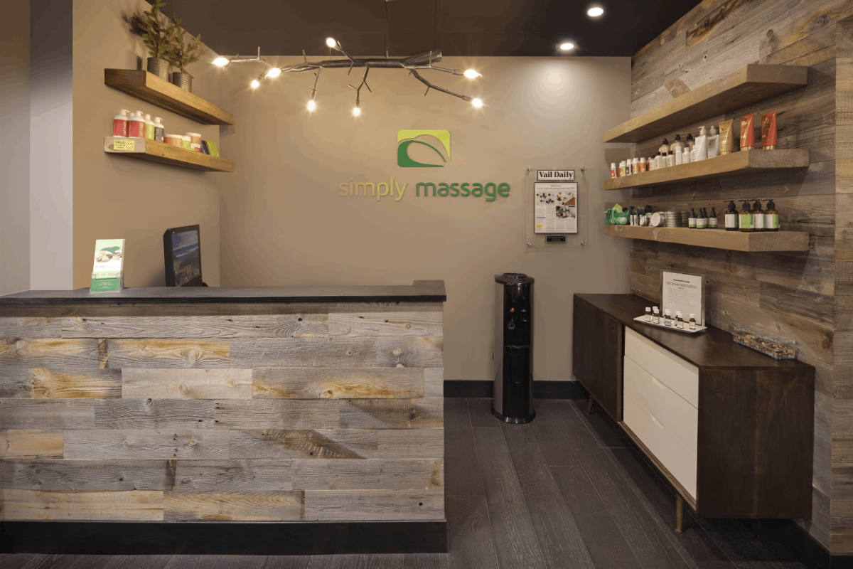 simply massage - Highline hotel Vail