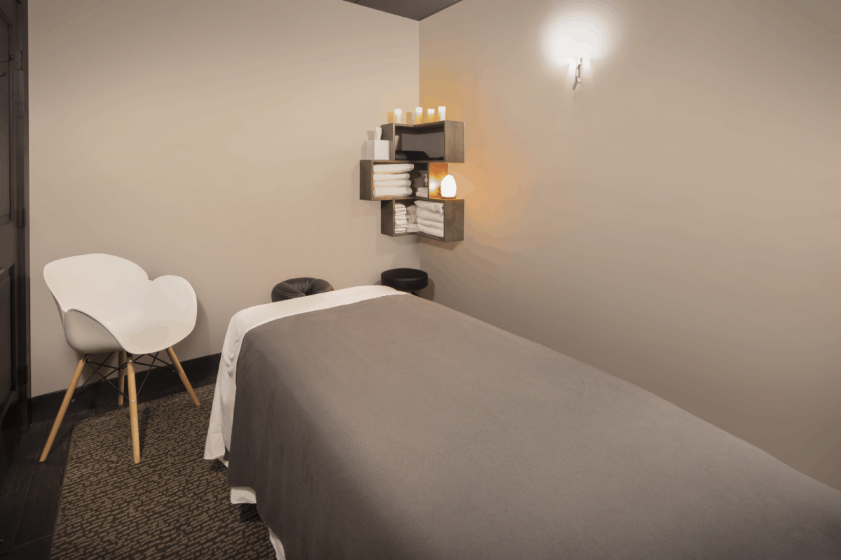Vail hotel with massage service