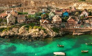 The Cinematic History of Popeye, Malta