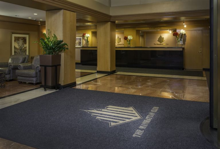 Photo of The Manhattan Club's Lobby