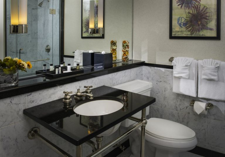 Metro Suite Bathroom