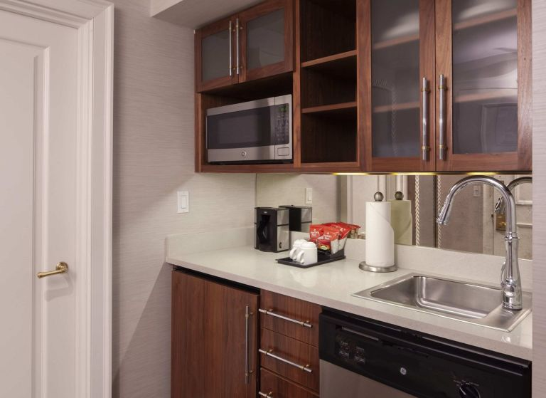 Photo of The Manhattan Club's hotel Citylights Kitchenette