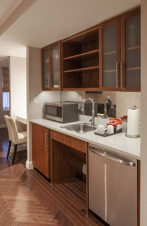Photo of The Manhattan Club's hotel Citylights Kitchenette ADA