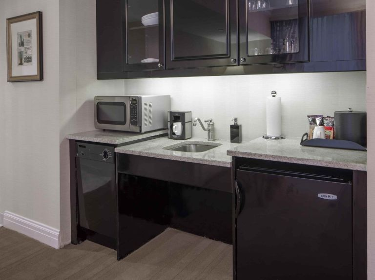 Photo of The Manhattan Club's PH Kitchenette ADA