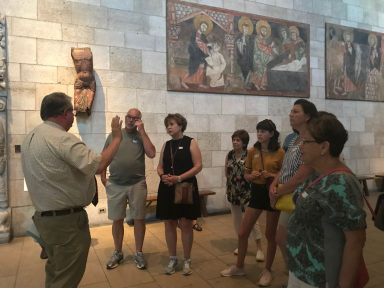 Cloisters Guided Tour
