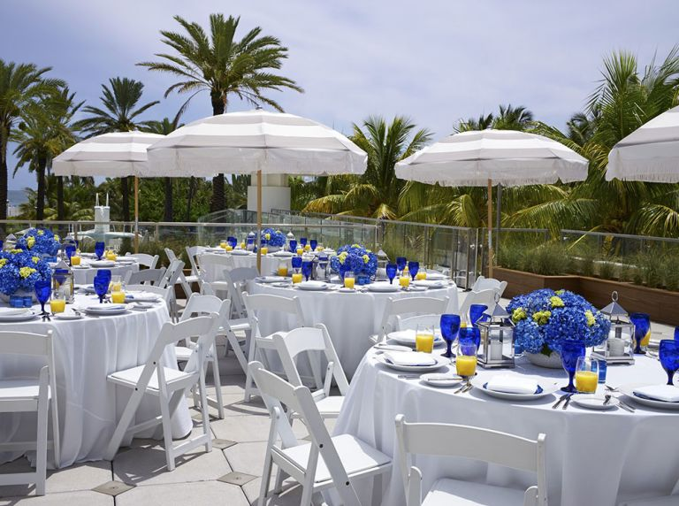 Shelborne South Beach Outdoor Dining