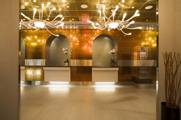 The OYO Hotel Times Square Reception