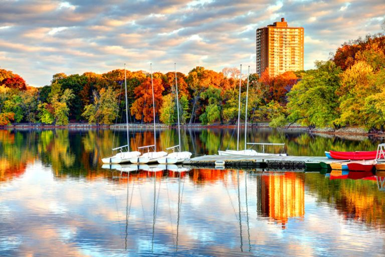 Outdoor Guide to Boston in Fall