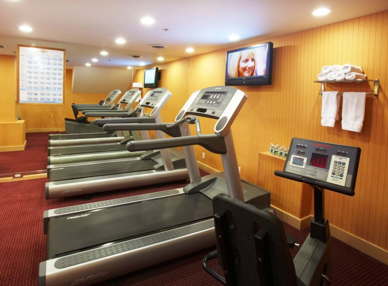 The Hotel @ Times Square Fitness