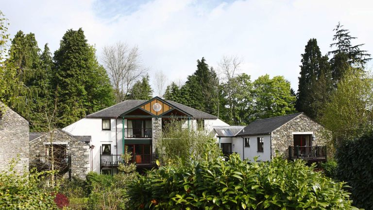 Hapimag Bowness-on-Windermere Building