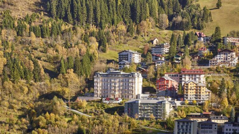 Hapimag Bad Gastein View of whole property