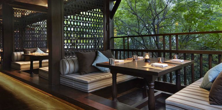 anantara chiange mai Outside Seating