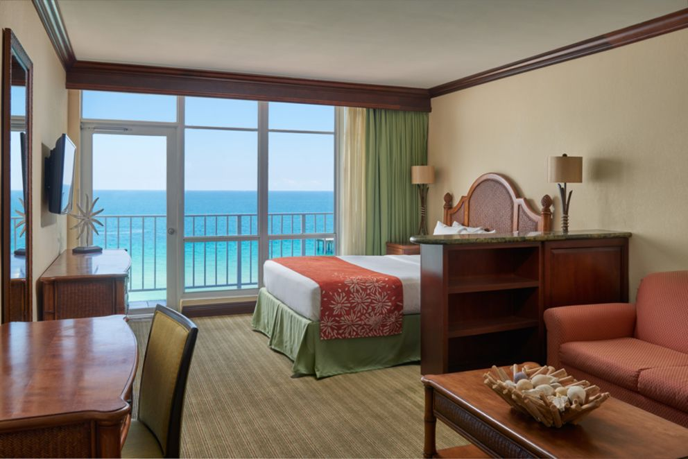 One Bedroom Suite Oceanfront