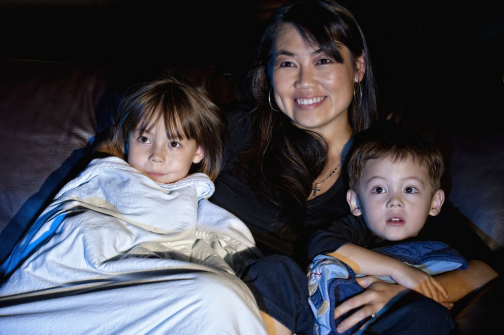 Make Family Movie Night Fun in Long Beach