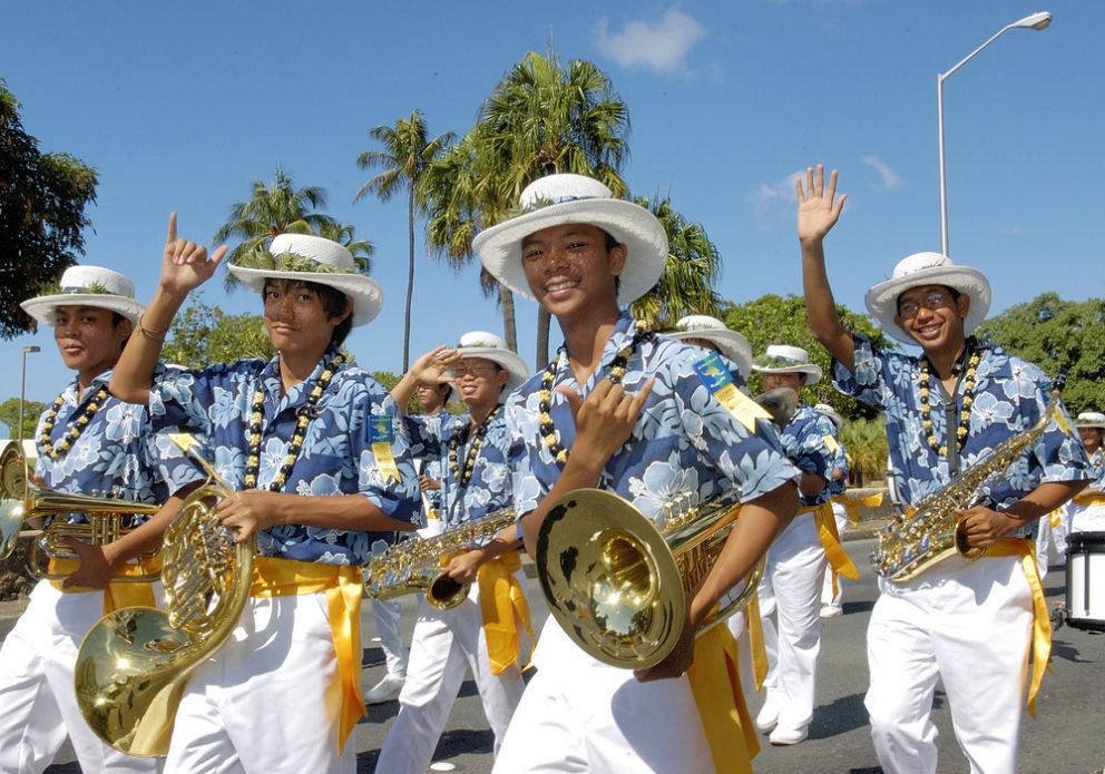 Aloha Festivals: the Royal Court & Floral Parade