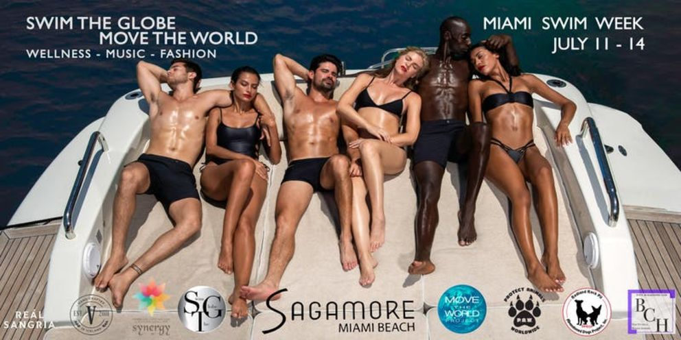 Sagamore to Host 'Swim the Globe' Party for Miami Swim Week
