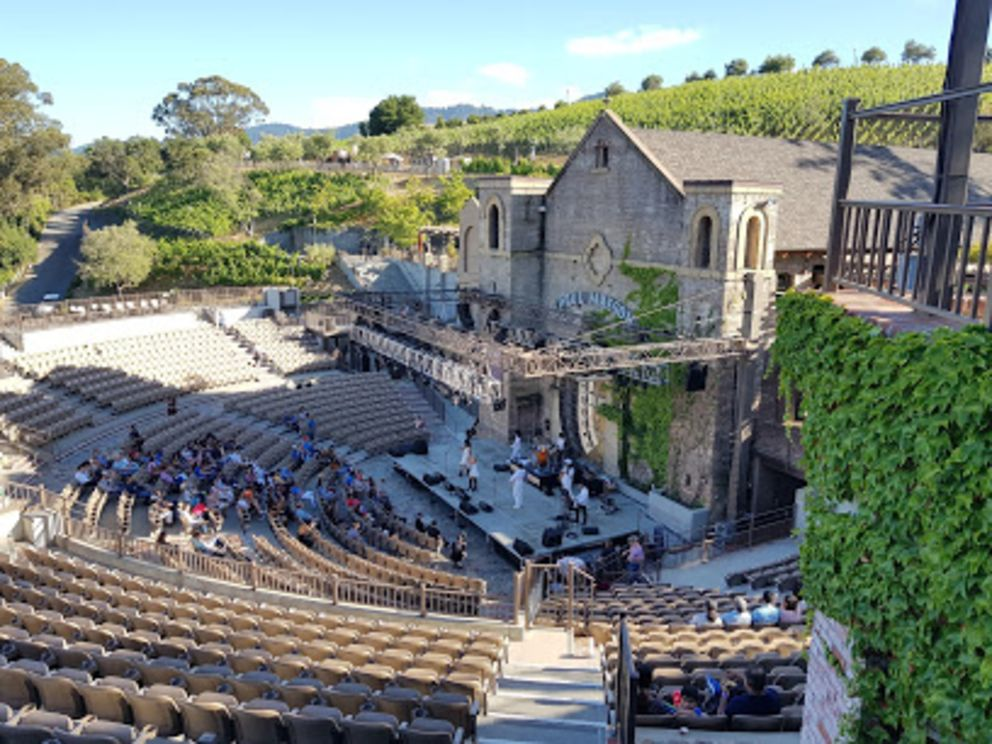Toll House Attractions Mountain Winery