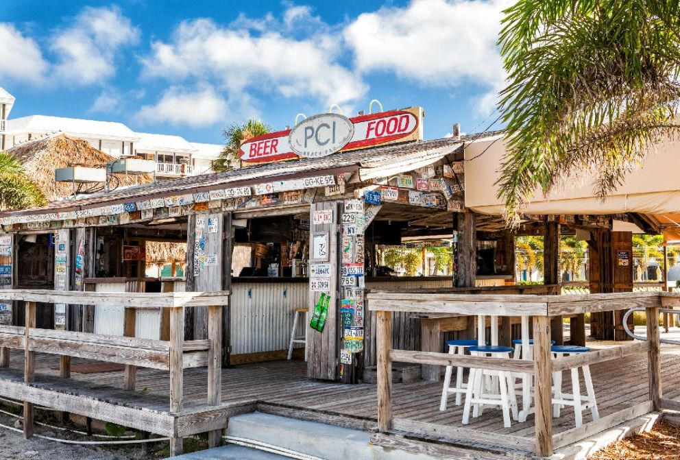 Beach Bar & Snack Shack