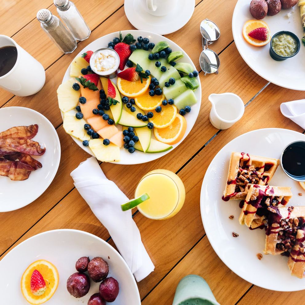 Breakfast included - offer from Oceans Edge Resort and Marina