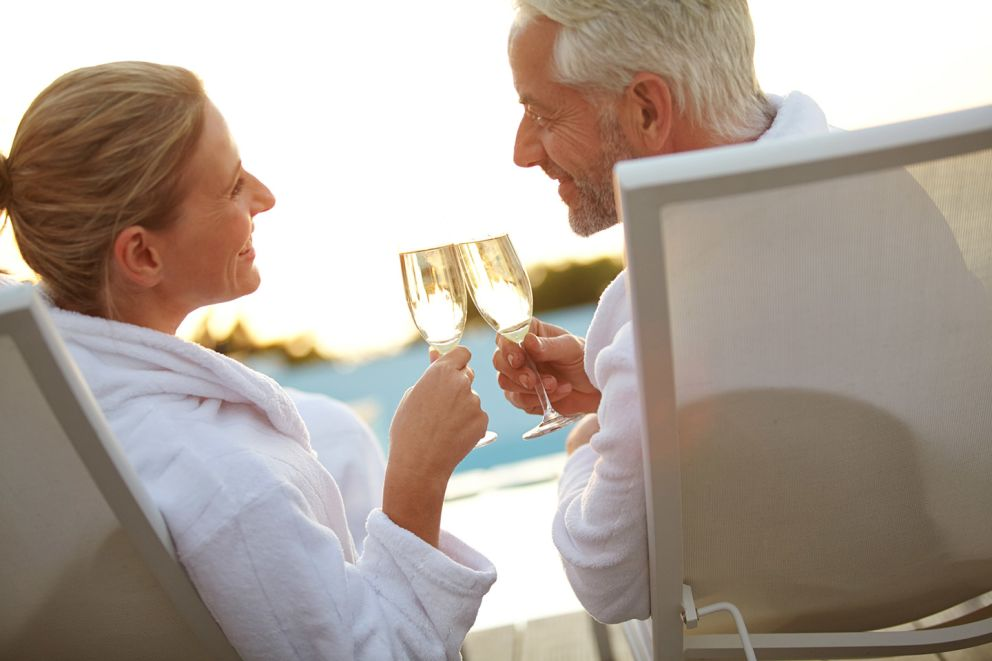Special offers for those over 60 at Oceans Edge Resort and Marina