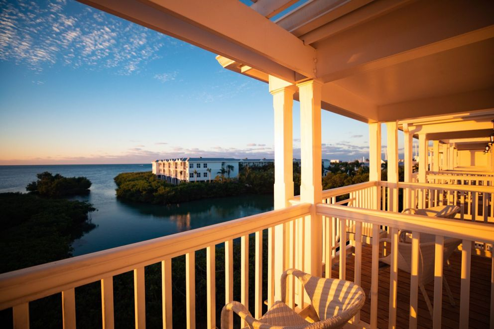 2-Bedroom Ocean View Balcony 3-Bed Suite