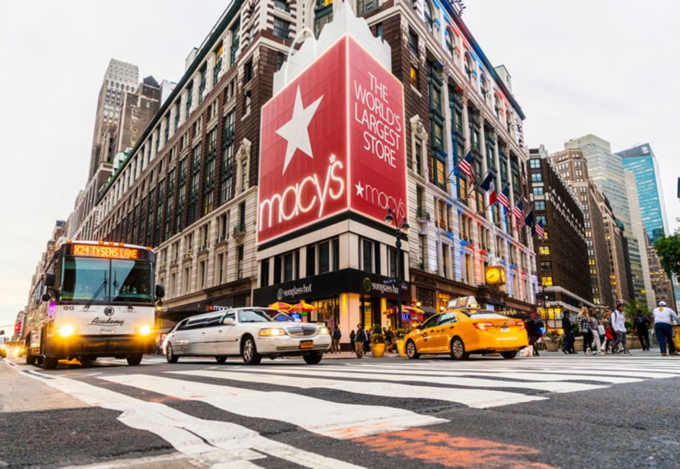 Shopping at New York's Most Iconic Stores