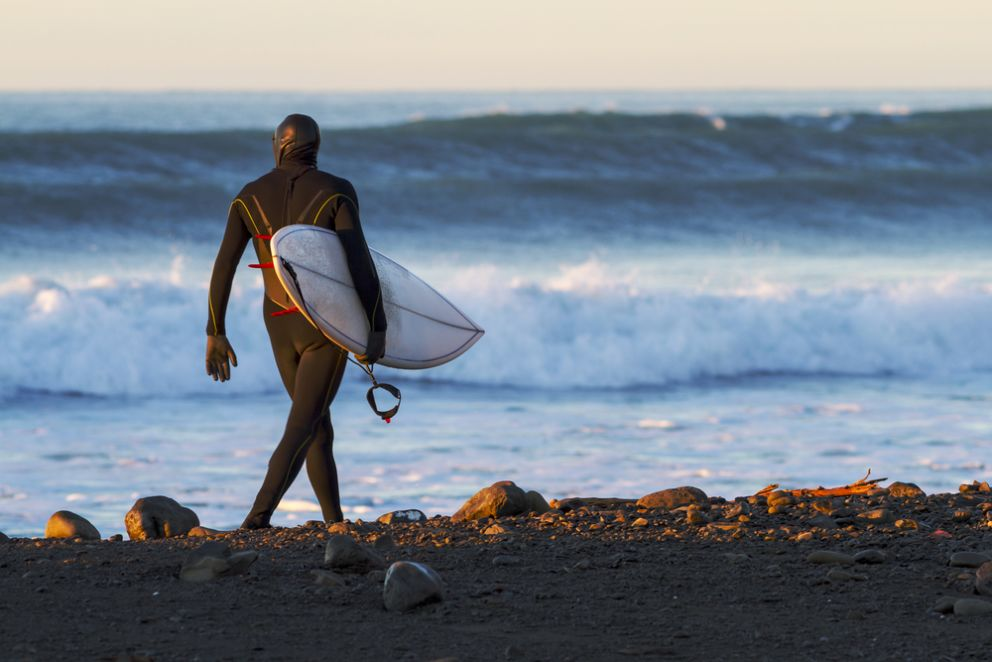 3 Great Spots for Winter Surfing in Long Island