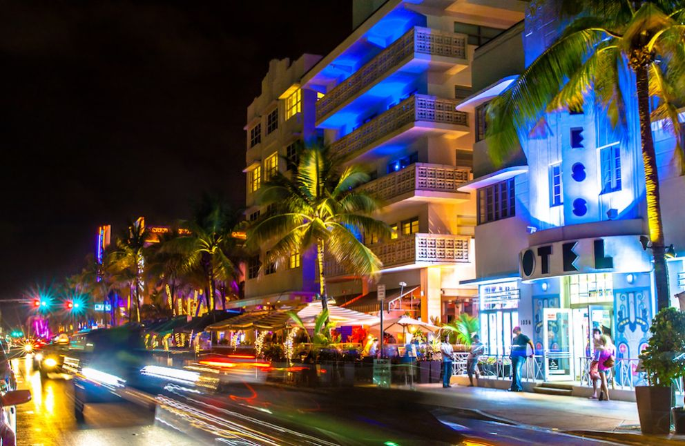 Explore Ocean Drive After Dark