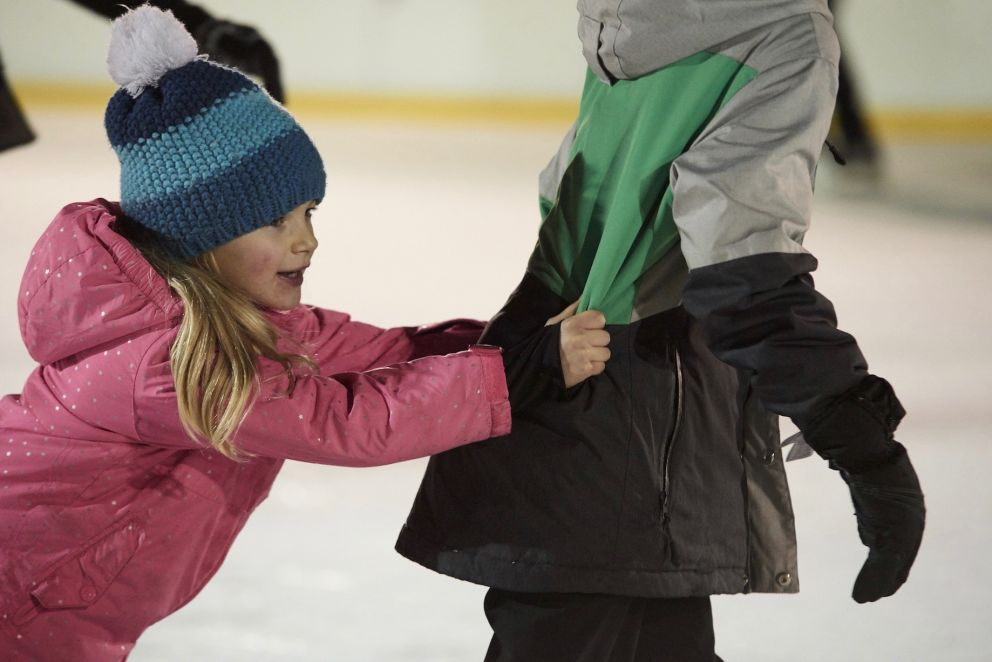 Enjoy Open Skate at these Local Ice Rinks Around Long Beach