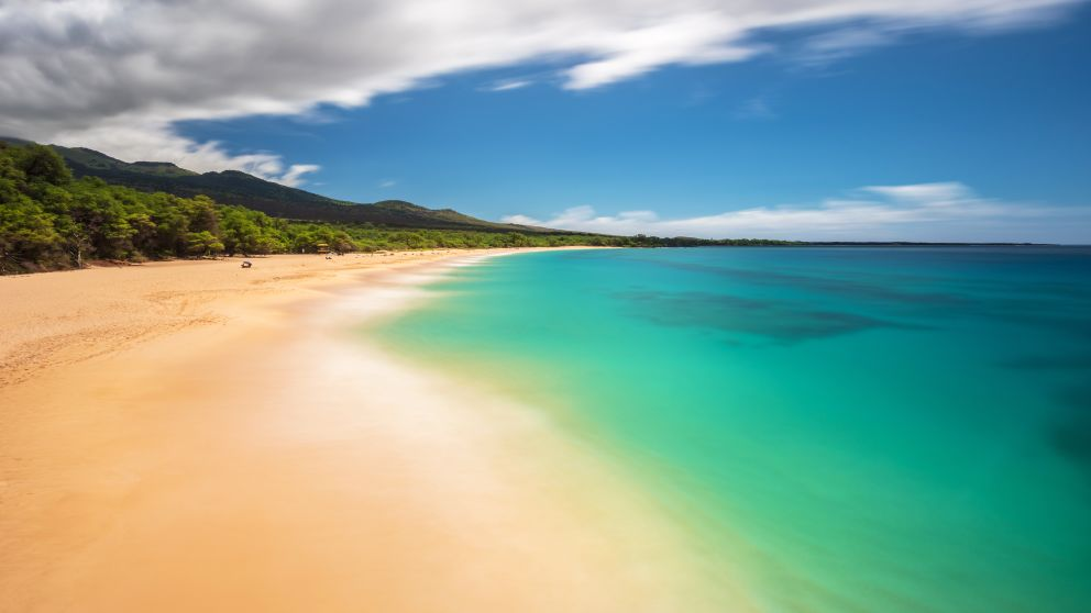 best beaches on maui