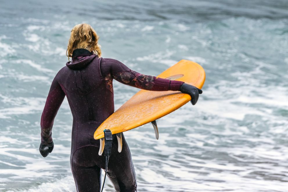 Why Surfing Could Be Your New Favorite Winter Sport