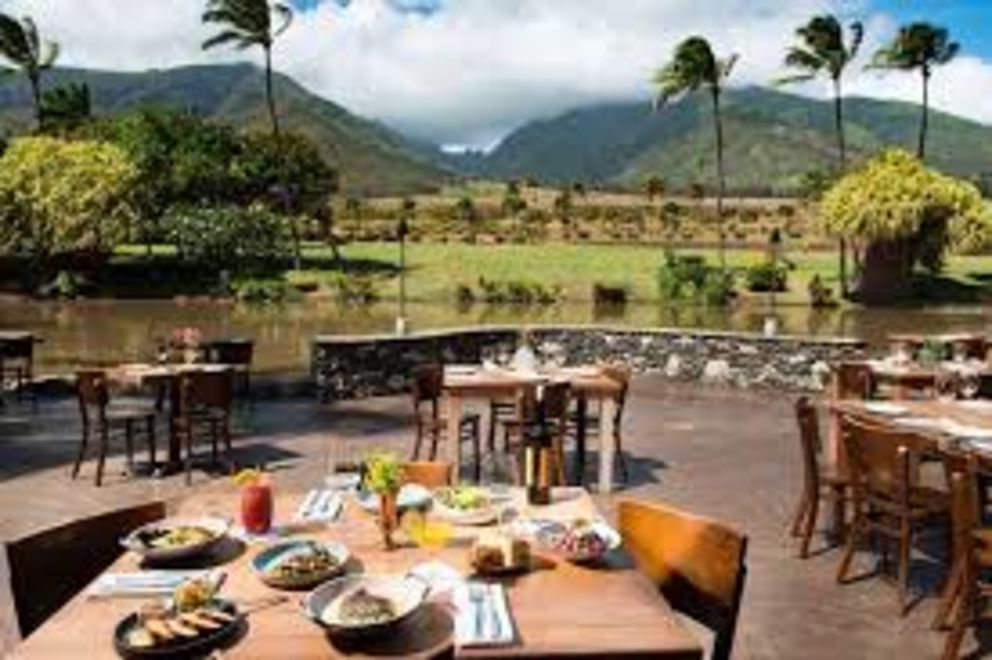 the mill house restaurant on maui