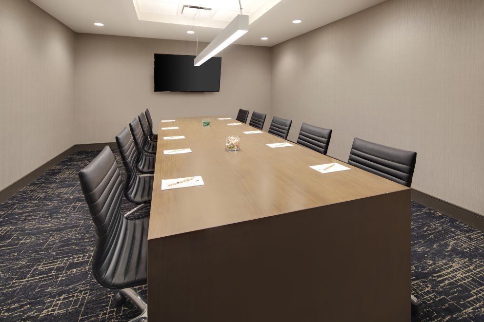 Highline Vail hotel meeting room