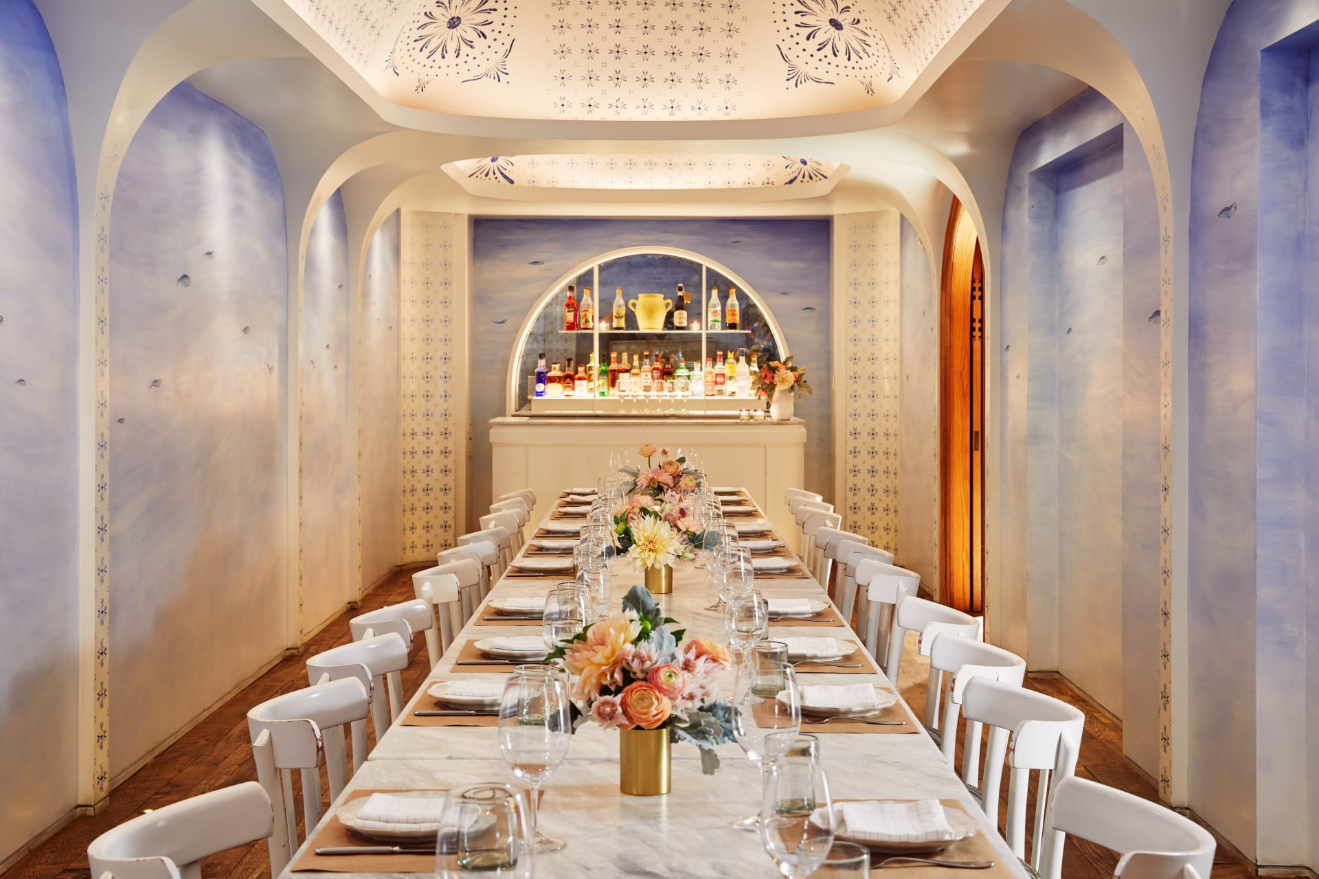 Leuca Private Dining Room