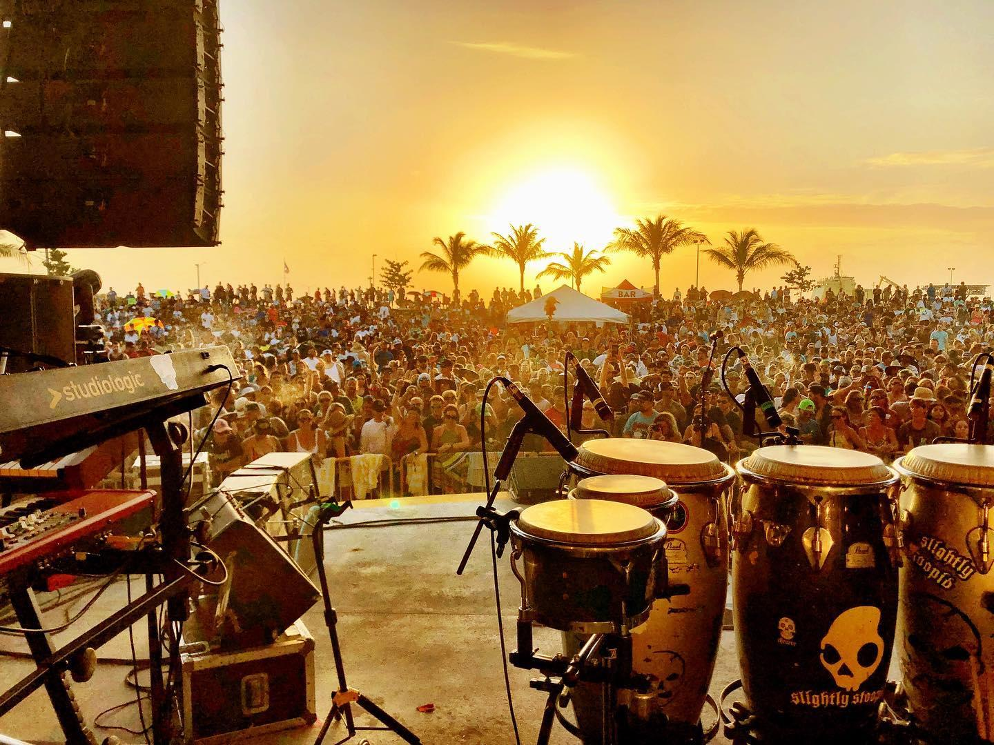 Key West Concert and Music Festival Scene