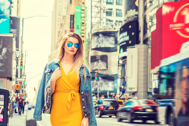 Ultimate Guide to Clothing Stores in Times Square